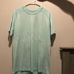 Men's Lululemon workout shirt